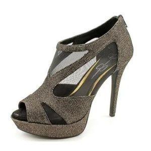 #36 Jessica Simpson Belinda Leather Dress Shoes